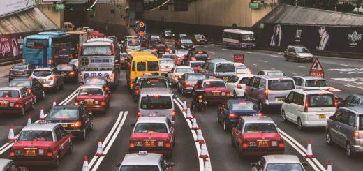 Stau / Traffic Jam